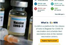 How to Online Vaccine registration
