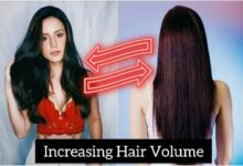 How To Increase Hair Volume Sitting At Home With These Easy Ways