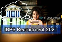 IBPS Jobs 2021: New IBPS Recruitment 2021 Job Opportunity To Work In Bank, Apply Now